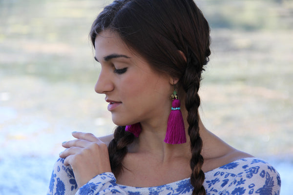 Natalia Earrings - WOMEN OF HOPE