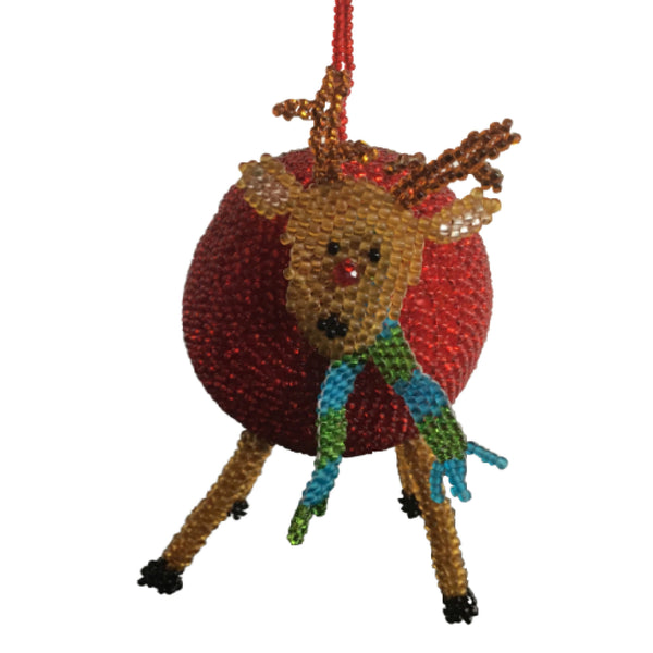 Rudolph Ball Ornament