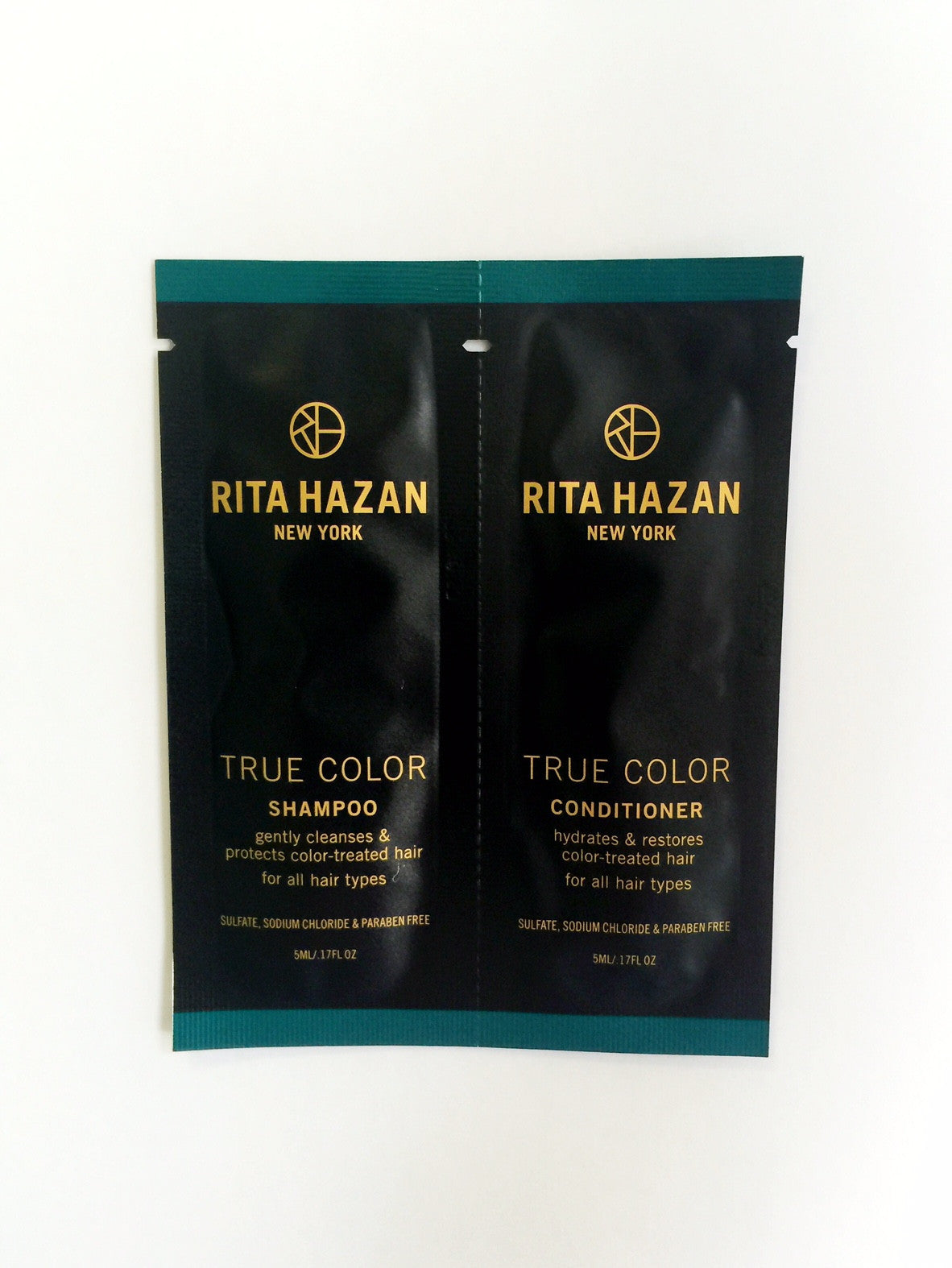 True Color Shampoo & Conditioner Packette