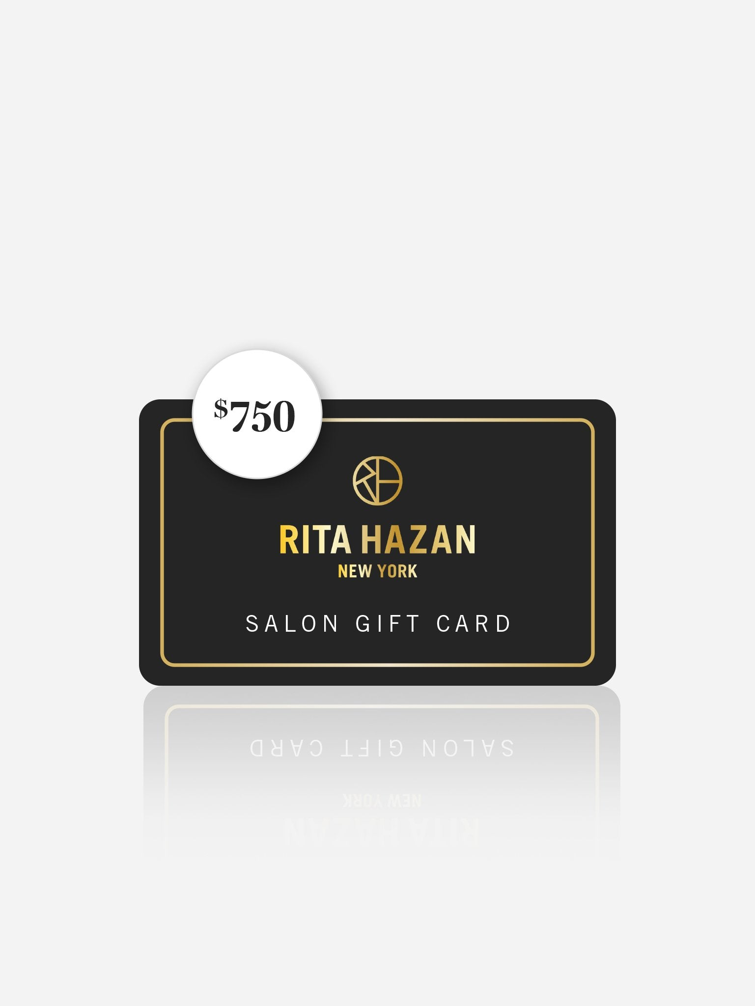 Rita Hazan Salon Gift Card