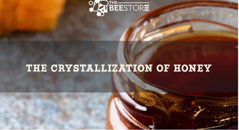 Why does honey crystalize?