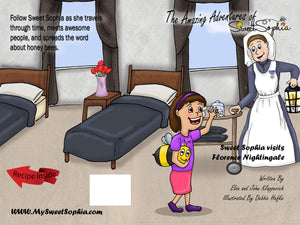 The Amazing Adventures of Sweet Sophia - Sophia Meets Florence Nightingale