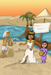 The Amazing Adventures of Sweet Sophia  -  Sophia Meets Cleopatra