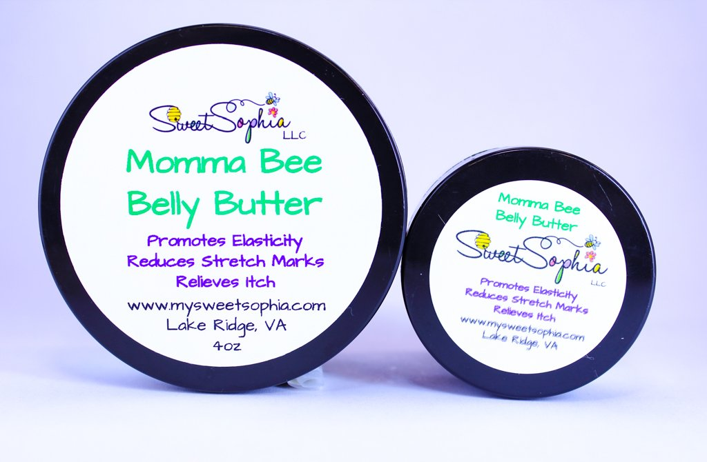 Momma Bee Belly Butter