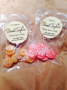 Honey Hard Candies