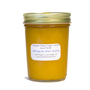 Homemade Honey Jam - Mango