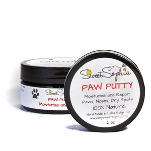 Paw Putty for Pets