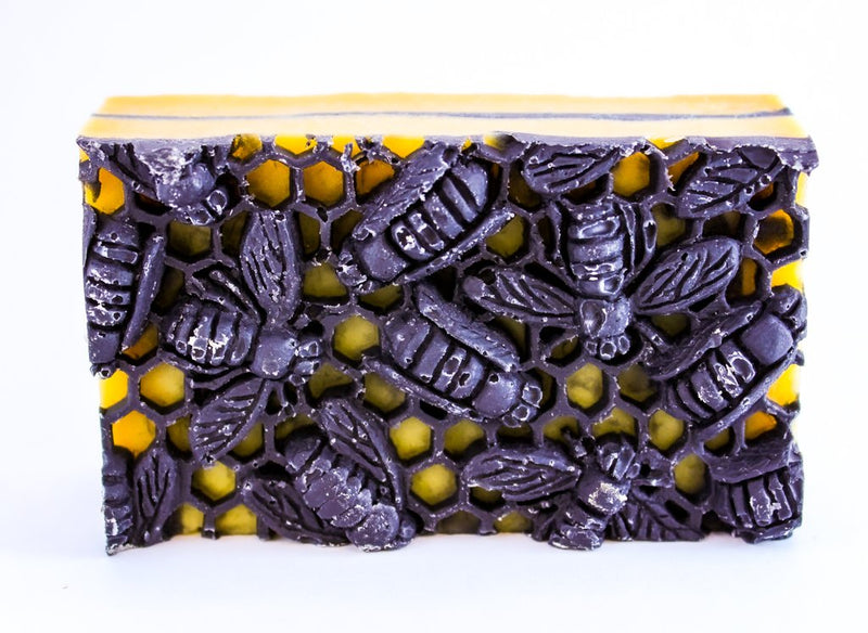 Hand Crafted Soap - Bee Soap