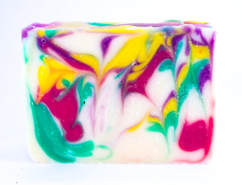 Hand Crafted Soap - Candyland