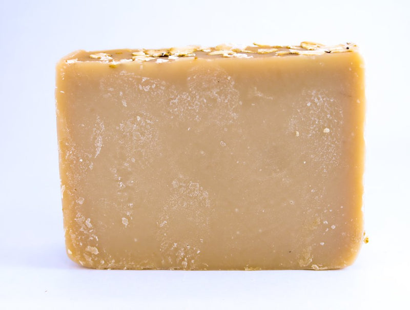 Hand Crafted Soap - Honey and Oatmeal