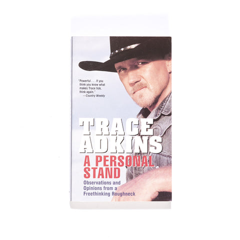 A Personal Stand Book