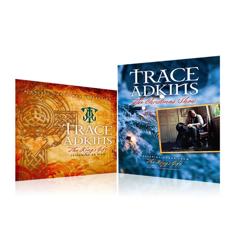 The Kings Gift CD and DVD Bundle
