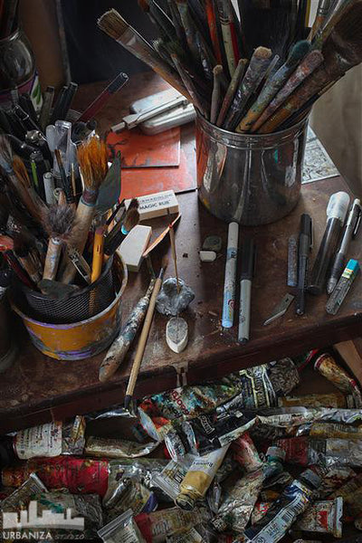 Artist Implements