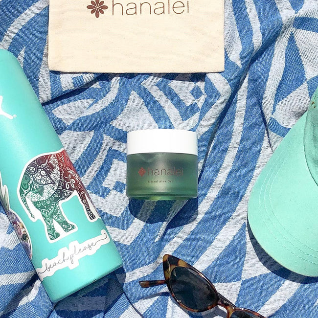 What are the best summer beach hacks by Hanalei Company