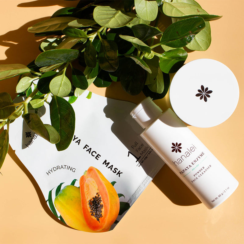 Hanalei products for how to help prevent acne from forming
