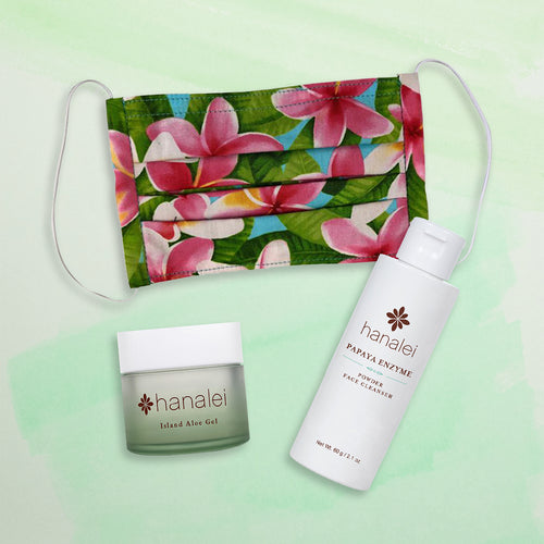 How Do You Treat Maskne From Wearing a Face Mask by Hanalei Company