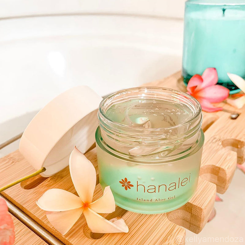 Hanalei Company answers are gel moisturizers good for your skin?