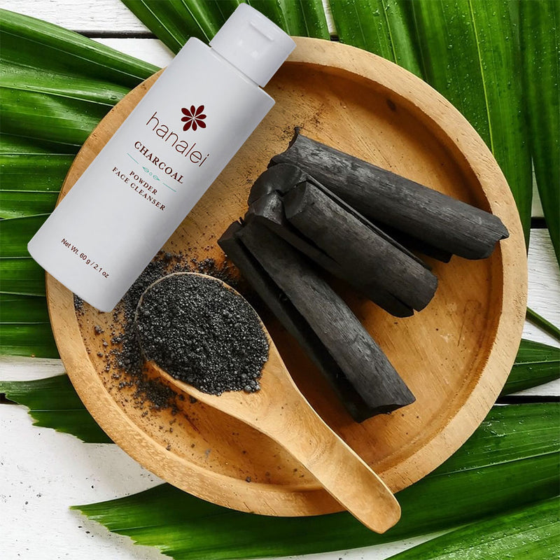 What is the Best Face Wash for Acne and Oily Skin by Hanalei Company Charcoal Face Cleanser