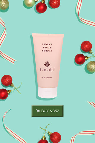 Get Smooth Skin When you Buy Sugar Body Scrub by Hanalei Company