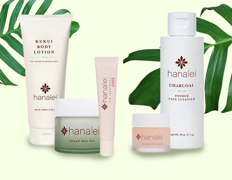 Hanalei Company Moisturizing Products for Dry Winter Skin