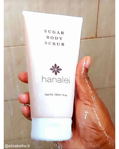 Hanalei Moisturizing Sugar Body Scrub