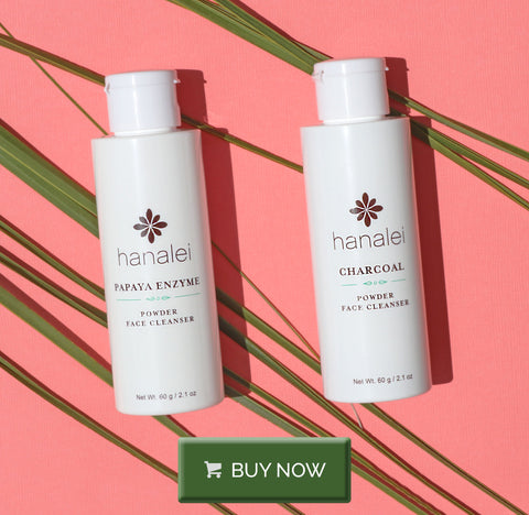 Buy Hanalei Powder Face Cleansers