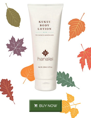 Buy Kukui Oil Body Lotion By Hanalei Company
