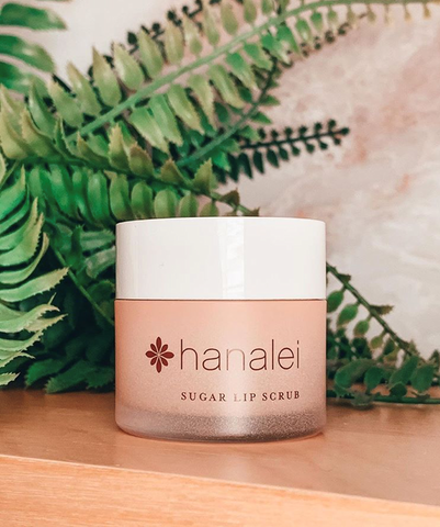 Hanalei Moisturizing Sugar Lip Scrub For Dry lips