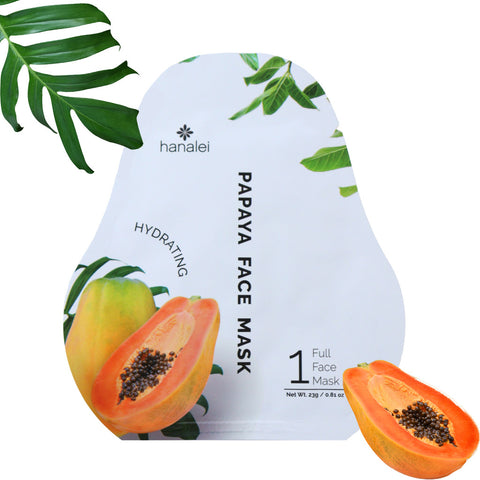 Hanalei Company Hydrating Papaya Face Mask