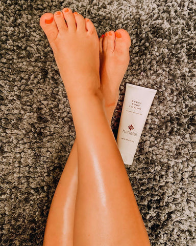 Body Lotion For Legs