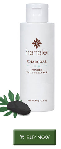 Buy Hanalei Charcoal Face Wash