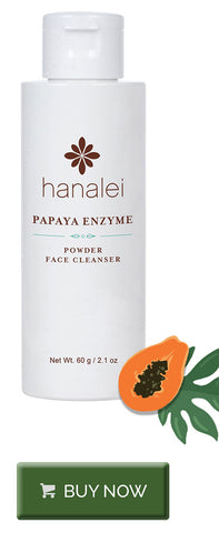 Buy Hanalei Papaya Face Wash