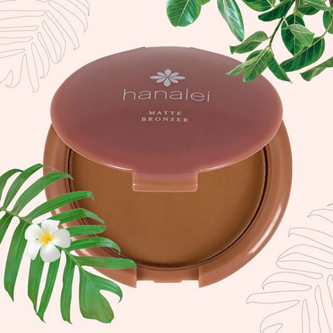 Hanalei Company Matte Bronzer For Warming Up Your Complexion
