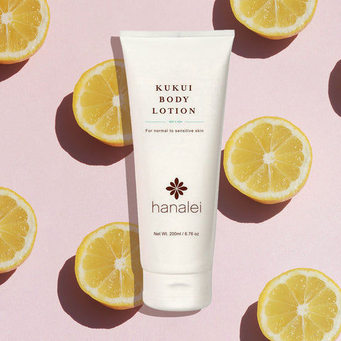 The Best Moisturizing Body Lotion with Kukui Oil by Hanalei