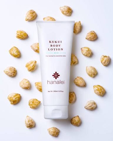 Kukui Oil Body Lotion by Hanalei Company