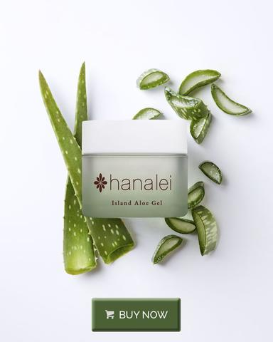 Buy Hanalei Company Island Aloe Gel for the face