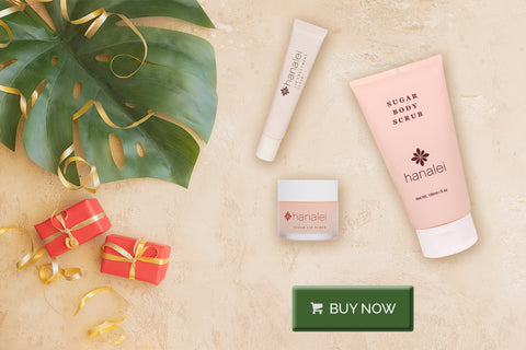 Buy Exfoliate And Moisturize Gift Set For a Spa Day At Home