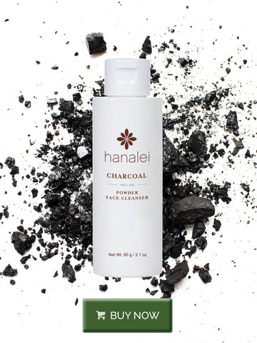 Buy Hanalei Company Charcoal Powder Face Cleanser
