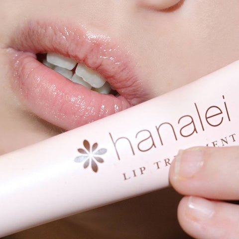 Hanalei Company Clear Kukui Oil Lip Treatment for Dry Lips