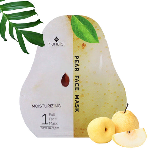 Hanalei Company Pear Face Mask