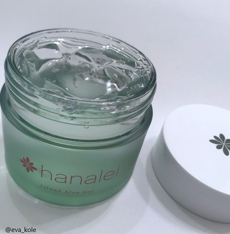 Hanalei Company Island Aloe Vera Gel For The Face
