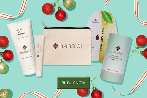 Buy Hanalei Company Sasha Travel Gift set