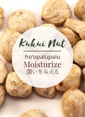 Kukui nut oil from Hawaii