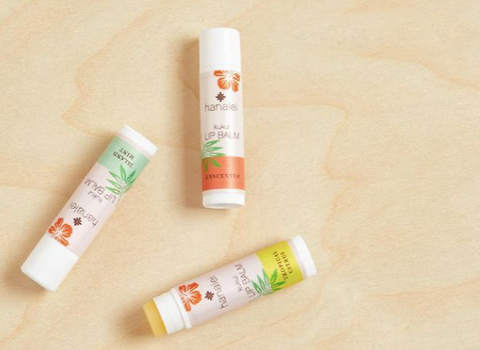 Lip balm for cracked lips