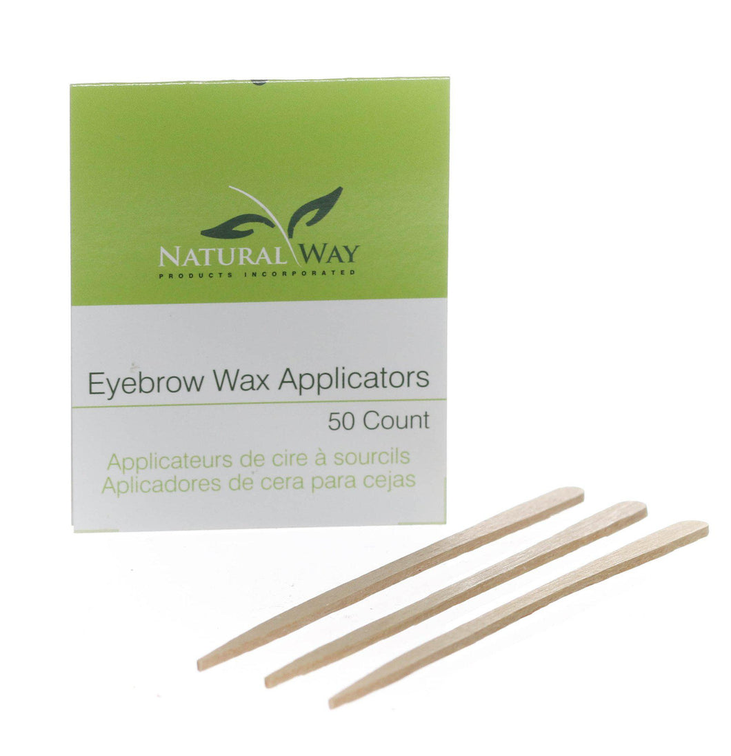 Eyebrow Wax Applicators