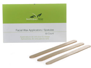 Facial Applicators (50 Spatulas)