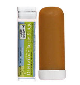 "Wax n Waxing Depilatory Hard Wax Body Stick On the GO! ""Original Formula"""