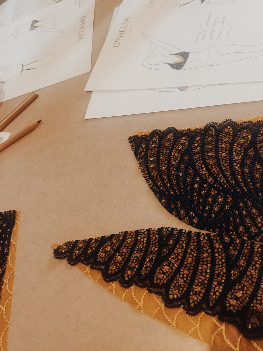 Workshop 'design your own bra' 5/04/20 (1 spot left)