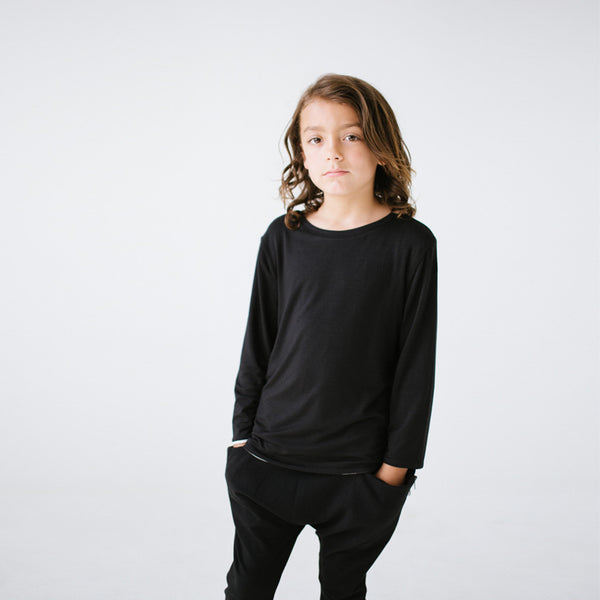 YOM REVERSIBLE LONG SLEEVE TEE