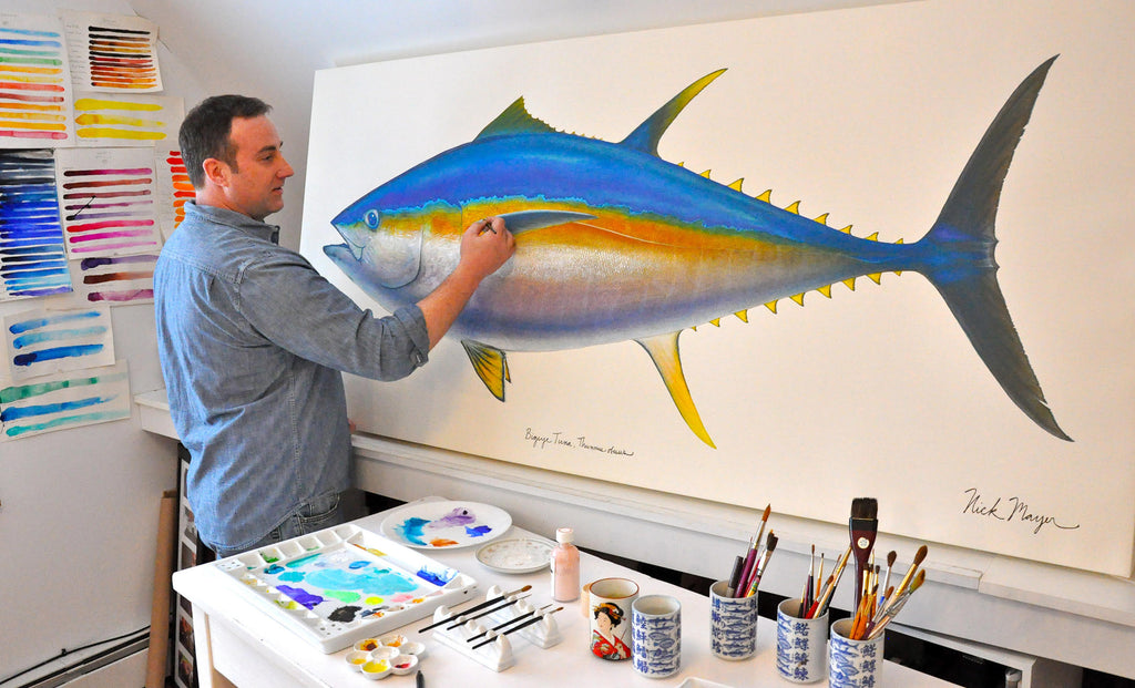 Nick Mayer | Amberjack Shop